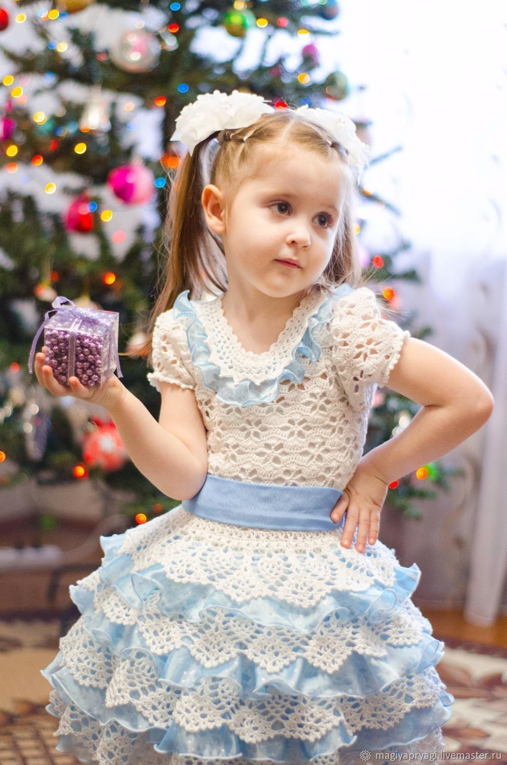 Новогоднее платье 3