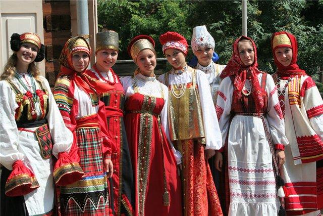Особенности русского народного сарафана
