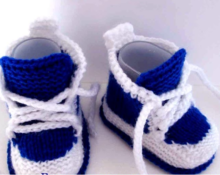 Пинетки кроссовки модель 2