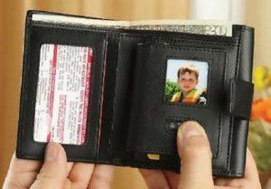 деньги и фото