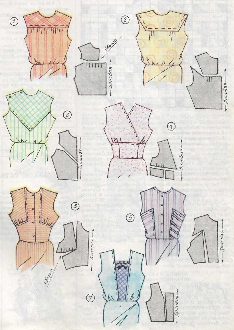 Расширить платье расположение долевой нити