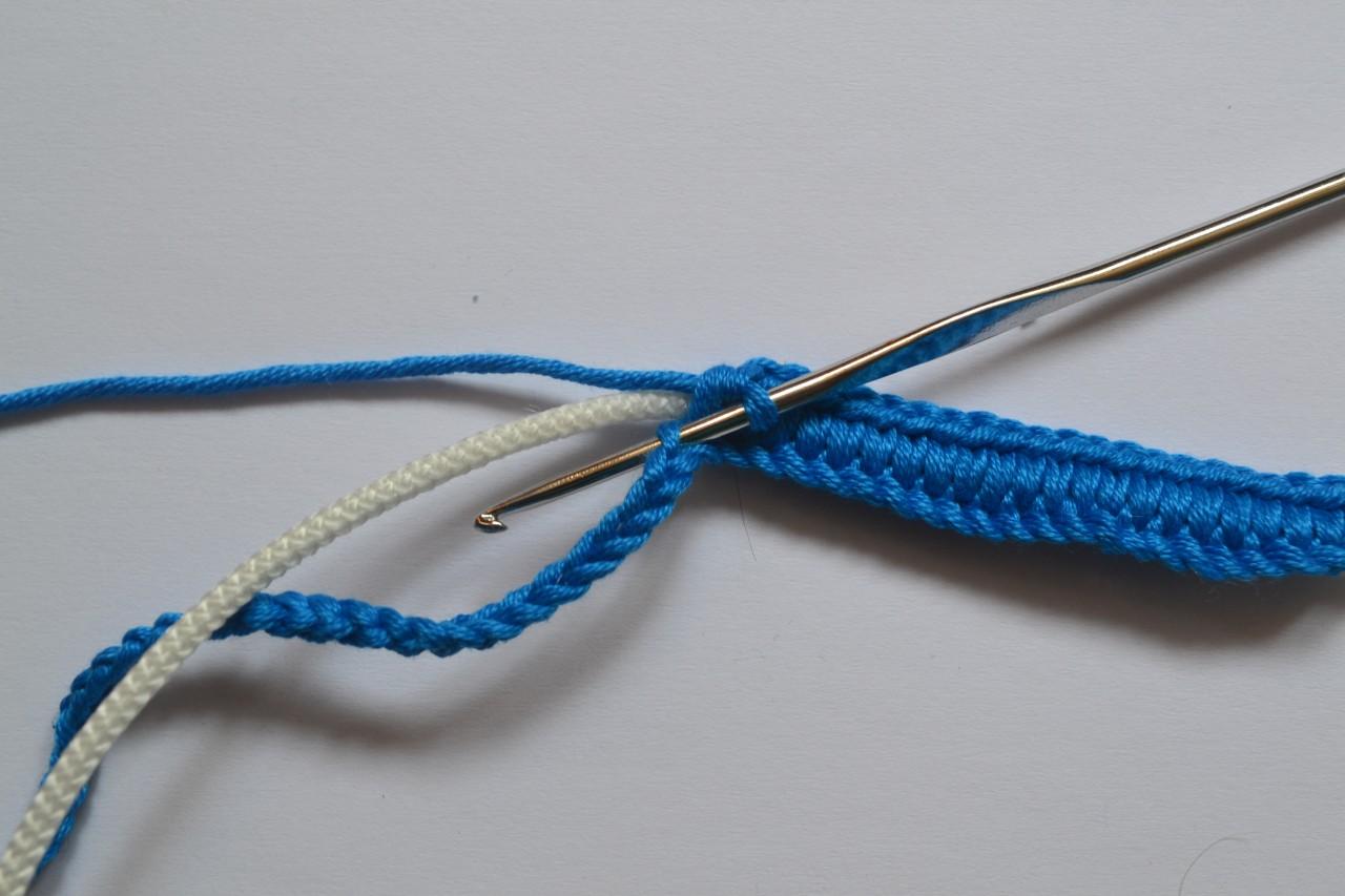 Ручки для сумки вариант 5