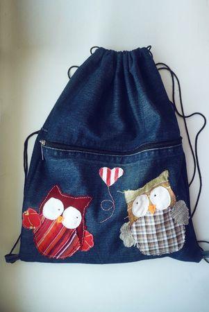 Рюкзак мешок своими руками