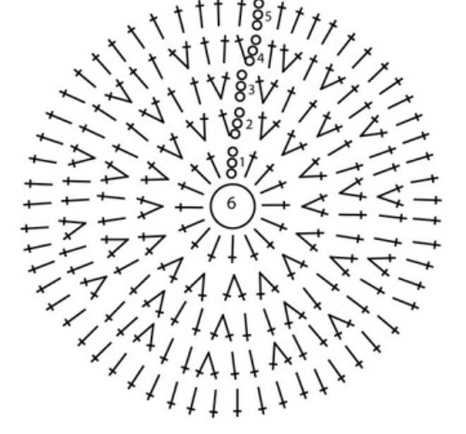 Шапка для мальчика схема 2