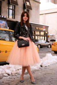 юбка пачка с курткой