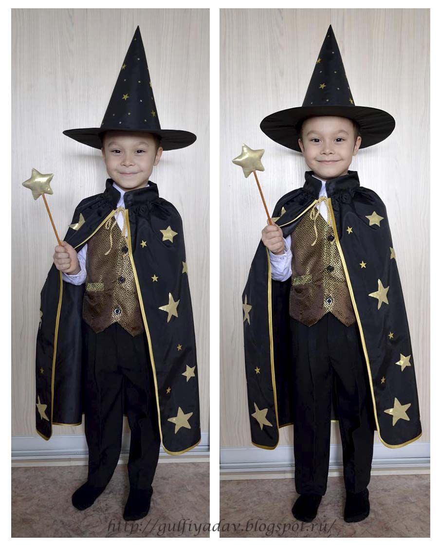 Волшебник в шляпе