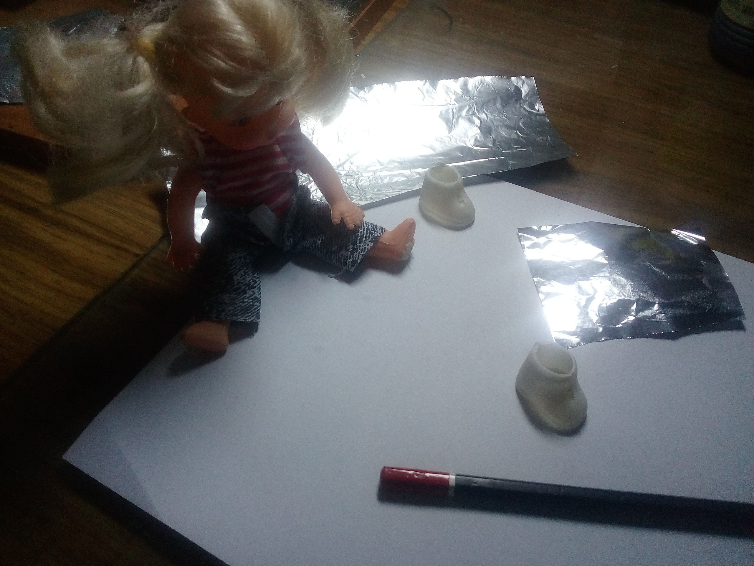 Угги для кукол