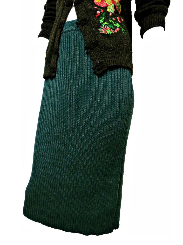Юбка резинкой модель 3
