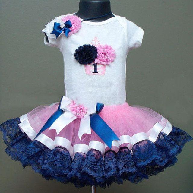 Декор цветными лентами юбки туту