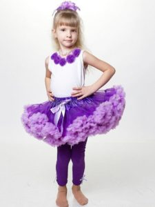 фиолетовая пачка
