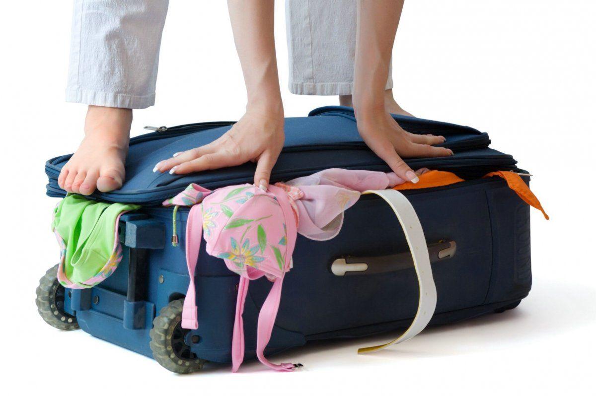Не набивать чемодан
