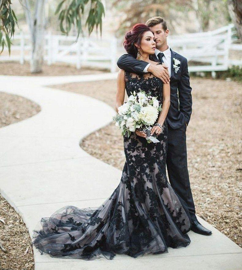 замуж в чёрном