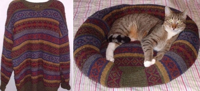 место для котика