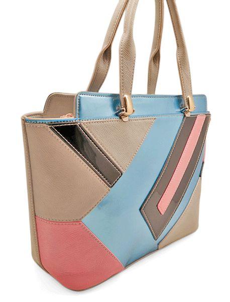 Цветные детали сумки