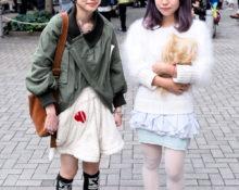 странные юбки