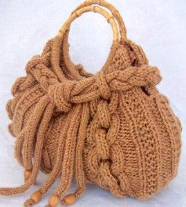 пряжа для сумки