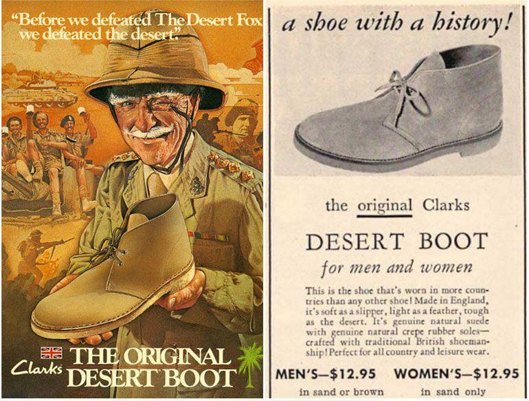 История ботинок чукка