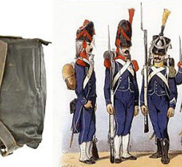 Ранец военных до портфеля