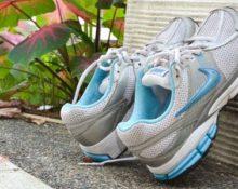 быстро высушить кроссовки
