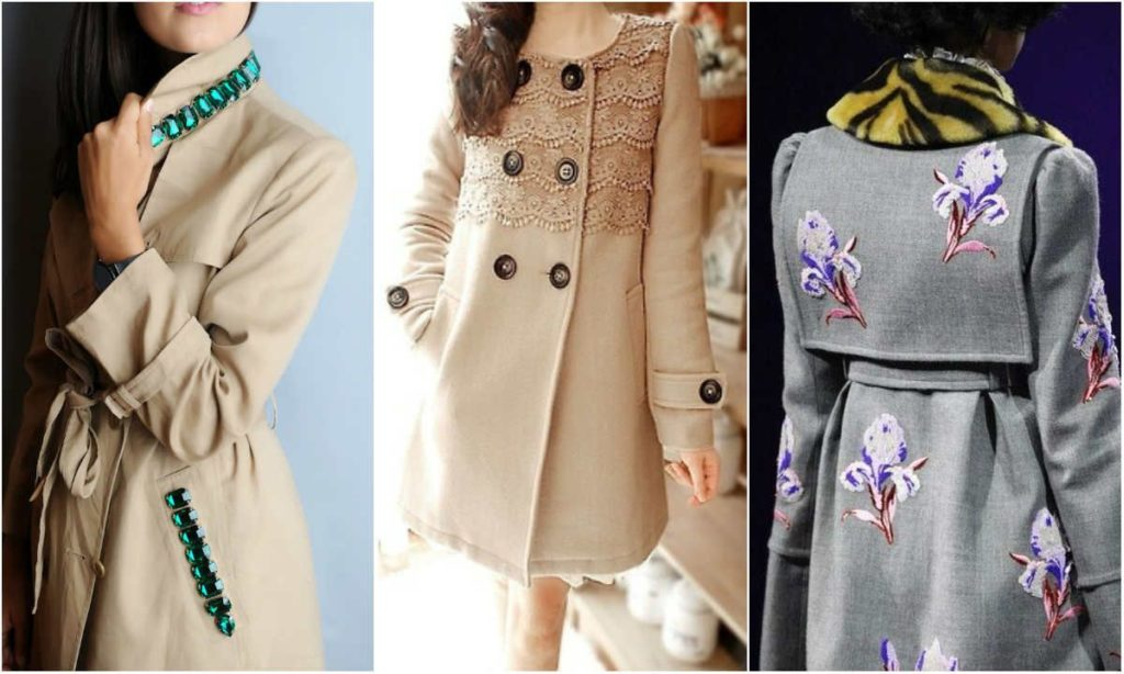 как обновить пальто
