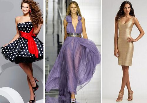по цвету платья