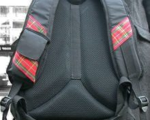 как завязать лямки на рюкзаке