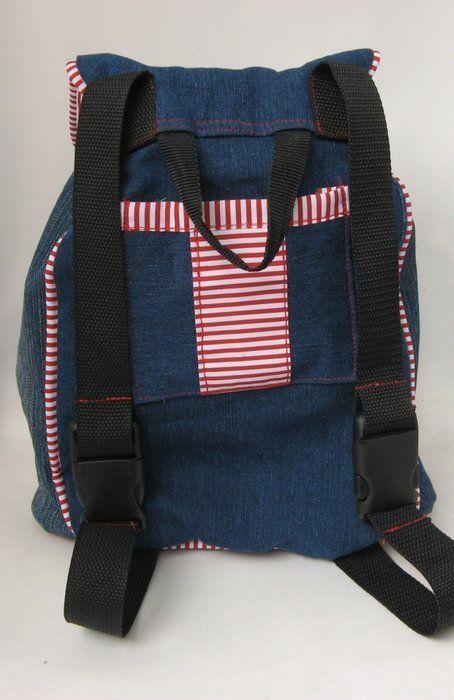 Декор рюкзака