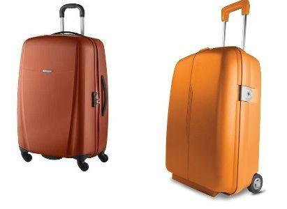 Колеса на чемоданах