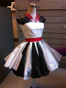 короткое платье 1