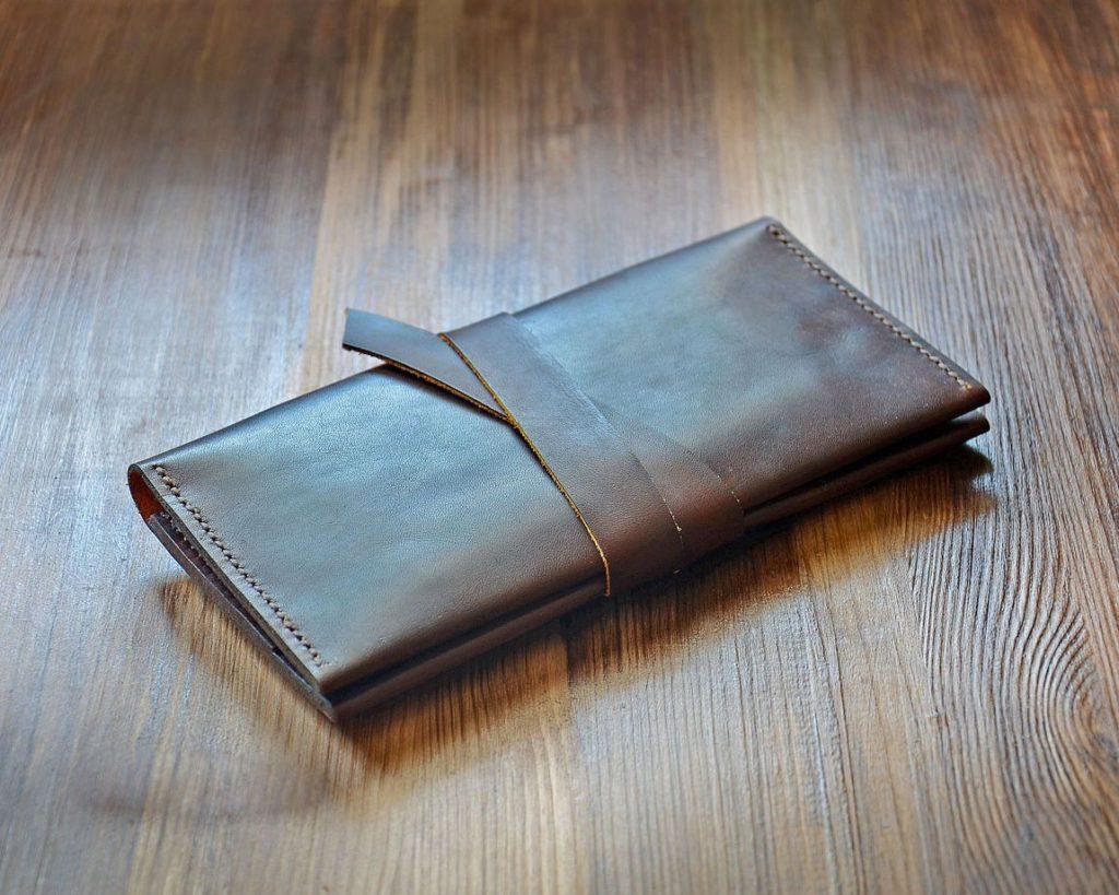 кошелёк на завязках