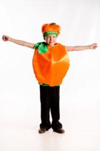 костюм апельсина своими руками