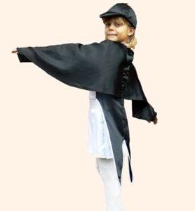 костюм ласточки для девочки