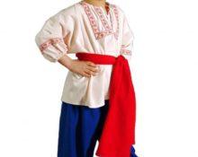 костюм казака для мальчика своими руками