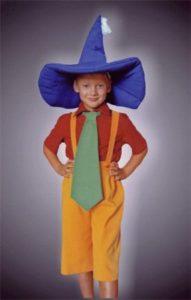 костюм Незнайки для мальчика