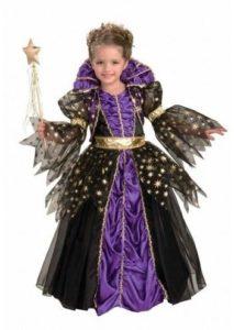 костюм волшебницы для девочки своими руками
