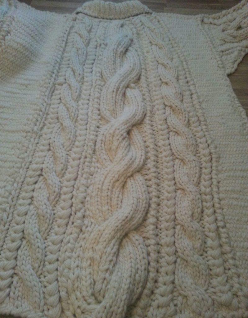 коврик свитер
