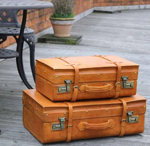 Замки на чемоданах