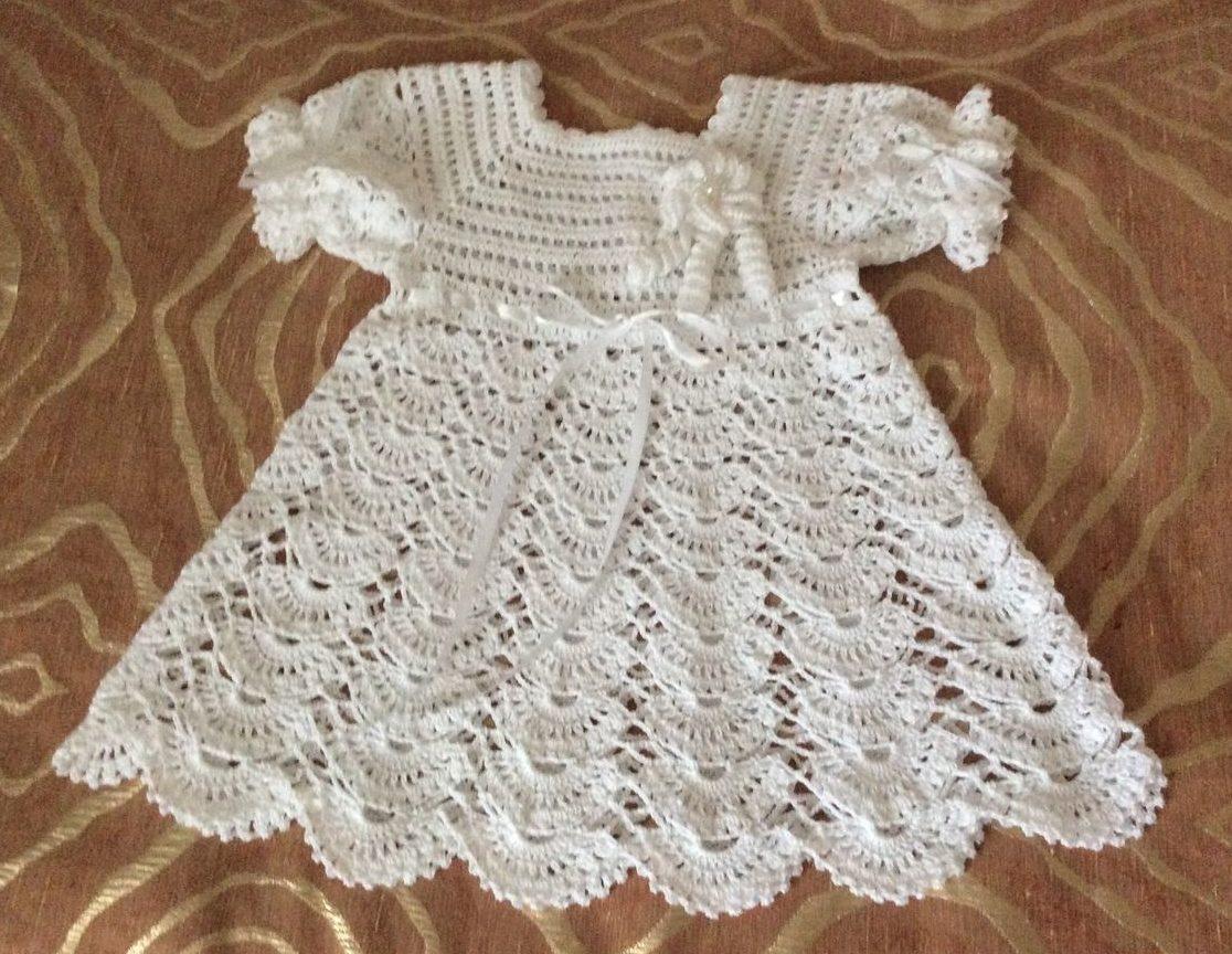 Крестильное платье 3