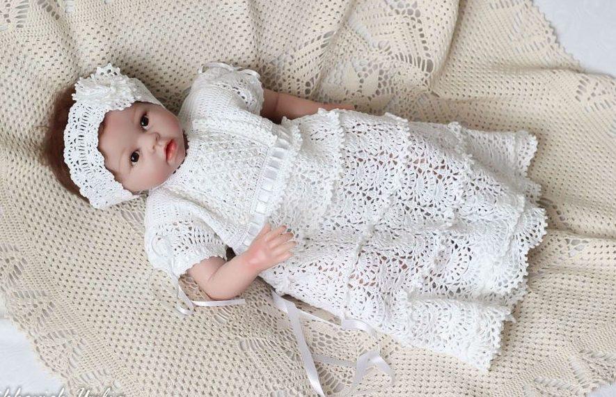 Крестильное платье 2