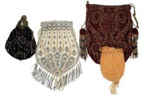 Шелковые сумочки