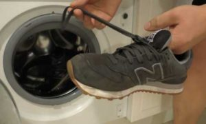 можно ли стирать замшу в машинке