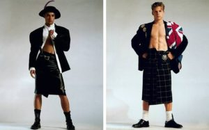 мужская юбка