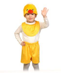 основа костюма для мальчика