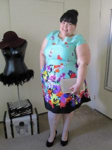 платье для нестандартной фигуры