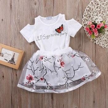 Детское платье майка