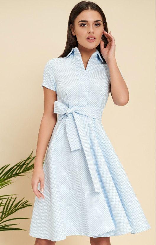платье рубаша