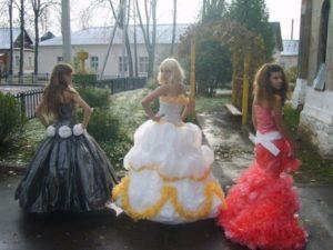 платья для карнавала