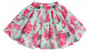 пошаговый пошив юбки на резинке