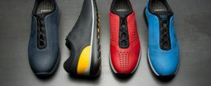 разные виды кроссовок