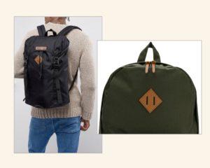 Зачем на рюкзаках ромб с прорезями